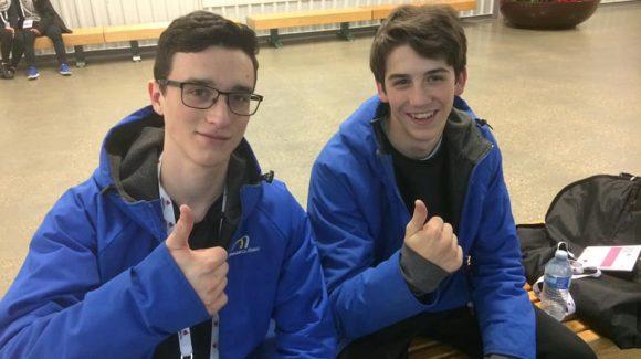 Bryan Pierro et William Jalbert - CPA St-Hubert