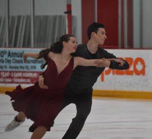 William Jalbert et Josee-Anne Lavoie